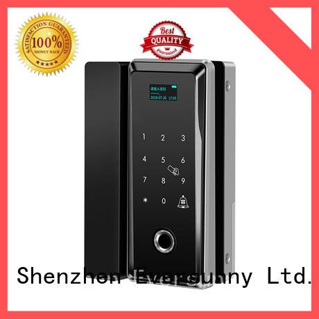 Eversunny fingerprint biometric door lock supplier for villa