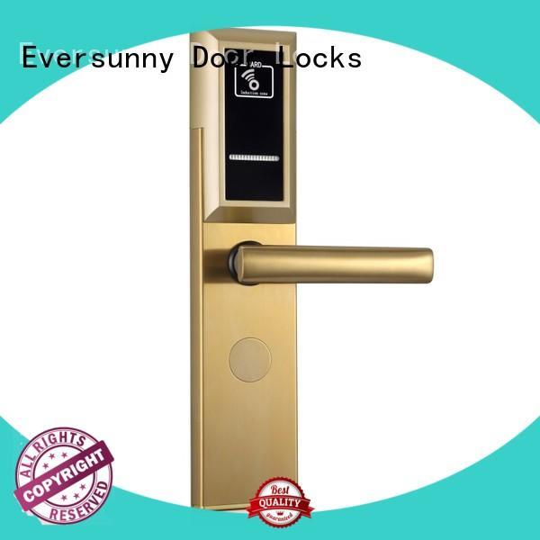 reliable rfid card door lock systemapartment hotel smart locks for hotel