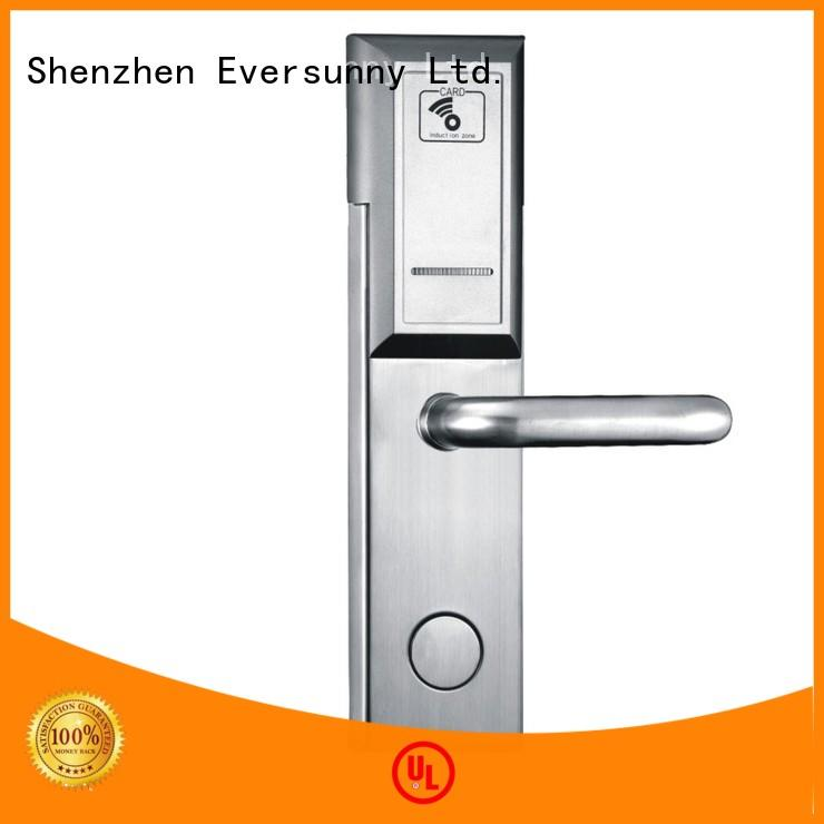 Eversunny safe key card door entry systems energy-saving for home