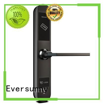 Eversunny smart card lock system energy-saving for door