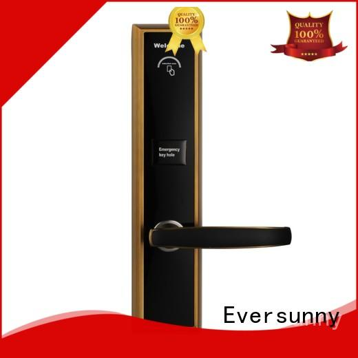 convenient card door lock electromagnetic energy-saving for home