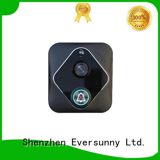 Eversunny door ring wireless doorbell international standard for hotel