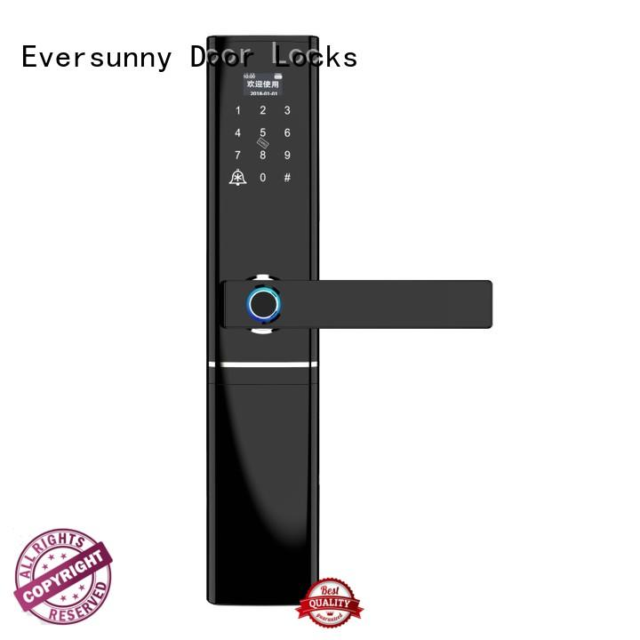 Eversunny keyless entry locks front door for apartment
