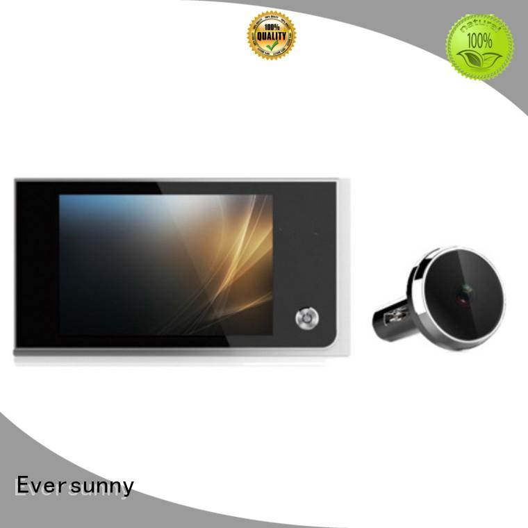 Eversunny clearly smart door viewer energy-saving for villa
