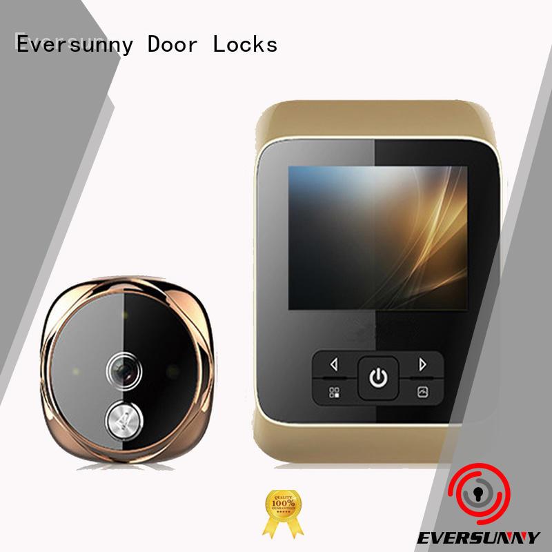 Eversunny best digital door viewer vision for Aluminum alloy door
