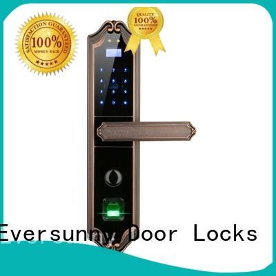 Eversunny digital door lock front door for residence