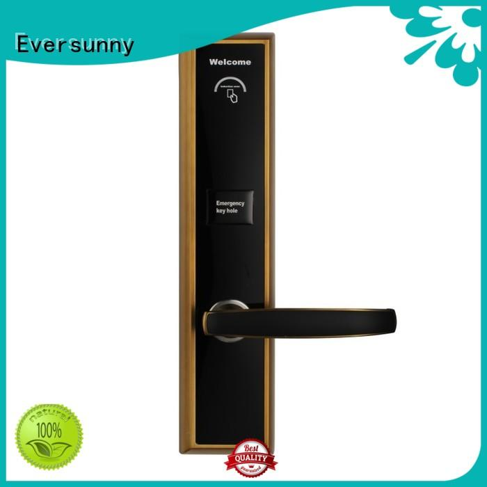 Eversunny key swipe card security system with central management control system for home