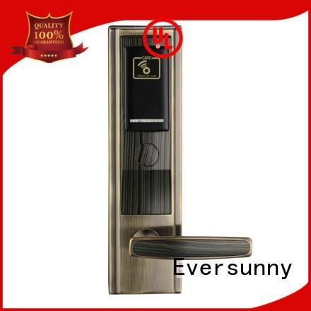 Eversunny Electronic rfid key cards with central management control system for door