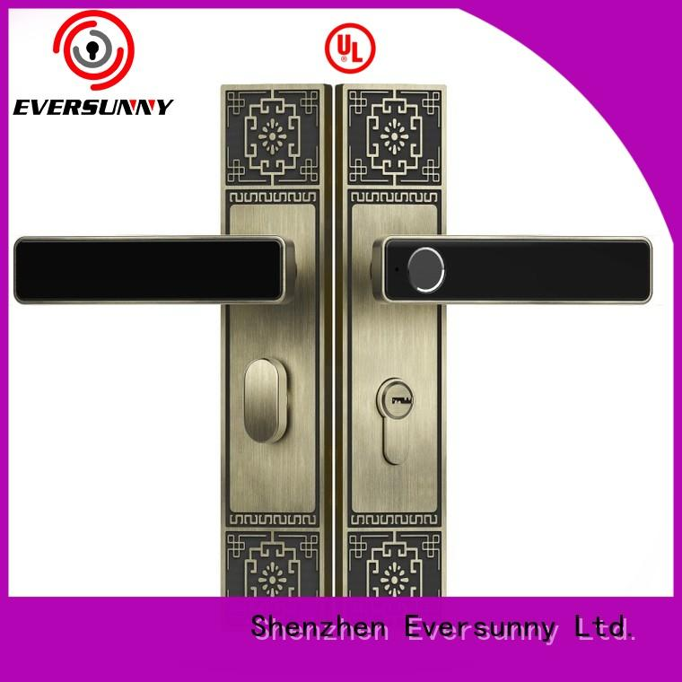 Eversunny security door locks good quality for cottage
