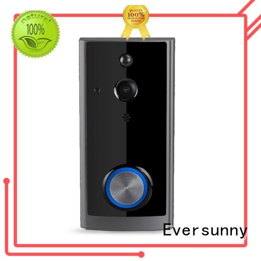 safe best wireless video doorbell with central management control system for door
