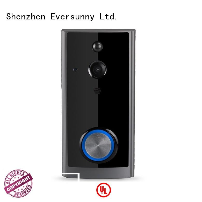Eversunny fast wi fi door bell energy-saving for hotel