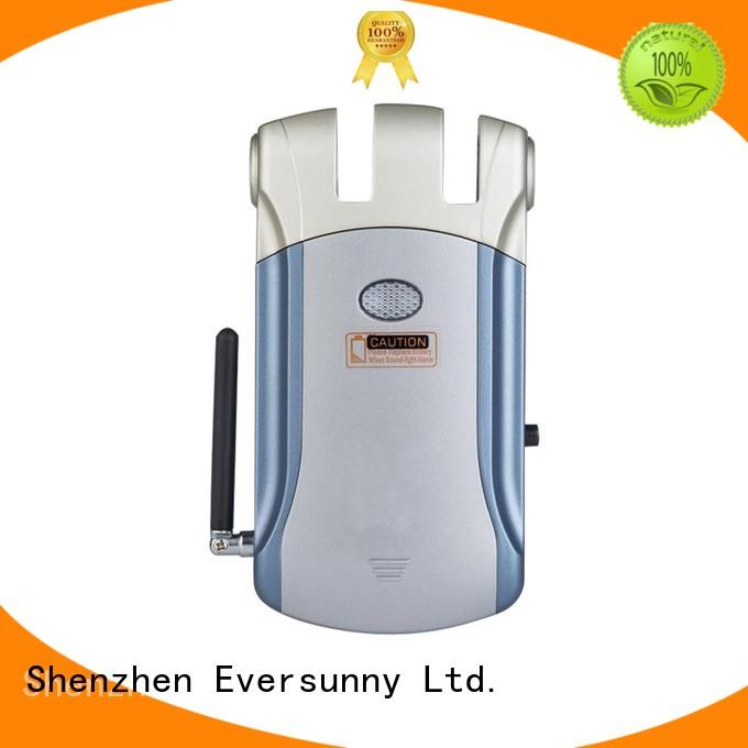 fingerprint hidden latches and locks control for house Eversunny