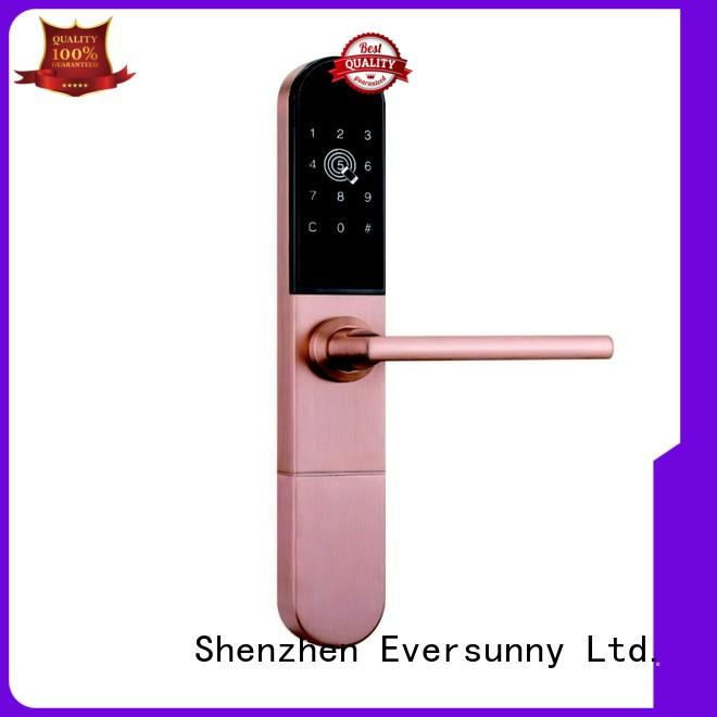Eversunny security code lock entry home for door
