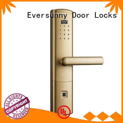 gate locks and handles security for office Eversunny