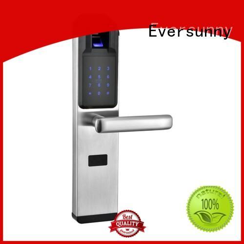 fingerprint deadbolt touch screen for apartment