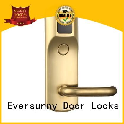 Eversunny lock swipe card door lock energy-saving for home