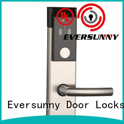 Eversunny Electronic door access card system international standard for door