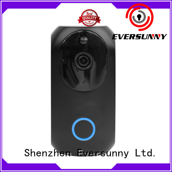 safe wifi security doorbell front energy-saving for apartment