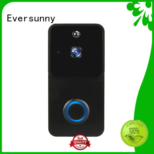 Wireless IP Doorbell with Intercom Entry System and Remote unlocking VD08