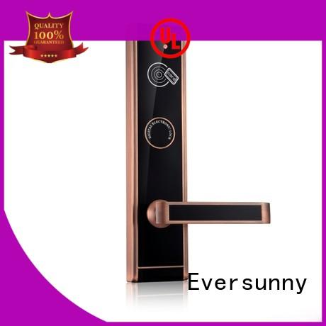 Eversunny convenient rfid card lock energy-saving for door