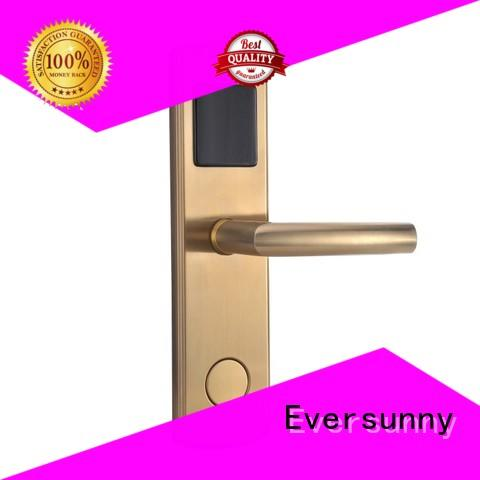 Eversunny access card access door lock system international standard for door