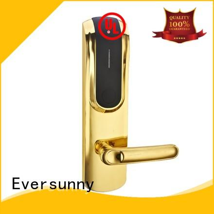 Eversunny fast electronic card lock system hotel smart locks for apartment
