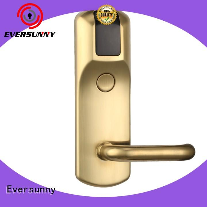 practical card access locks key with central management control system for home