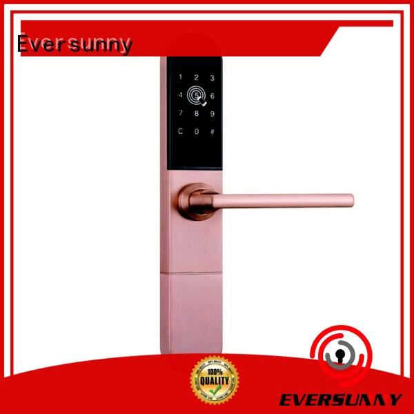 electronic gate lock with code combination entry home for hotel