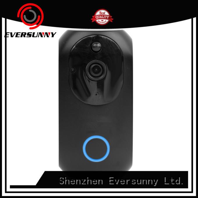 Eversunny best wireless video doorbell international standard for hotel
