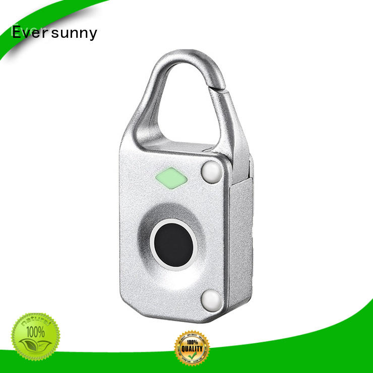 Eversunny scanner security fingerprint lock interior rooms for interior rooms