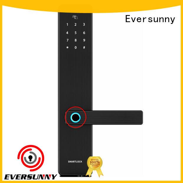 Eversunny smart thumbprint door lock interior rooms for interior rooms