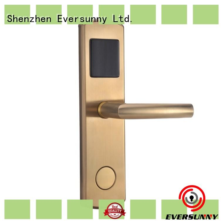 fast hotel card lock system door hotel smart locks for apartment