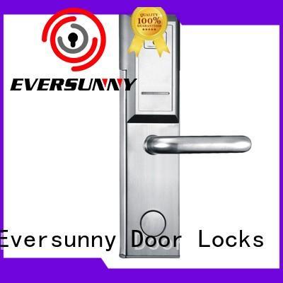 Eversunny Electronic card lock hotel smart locks for hotel