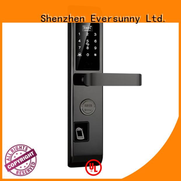Eversunny reliable home lock fingerprint for office