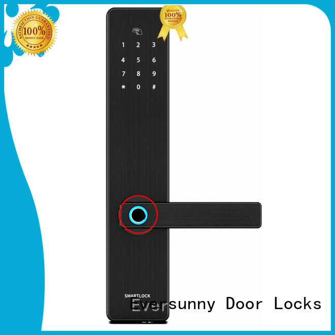 Eversunny fingerprint entry system supplier for cottage