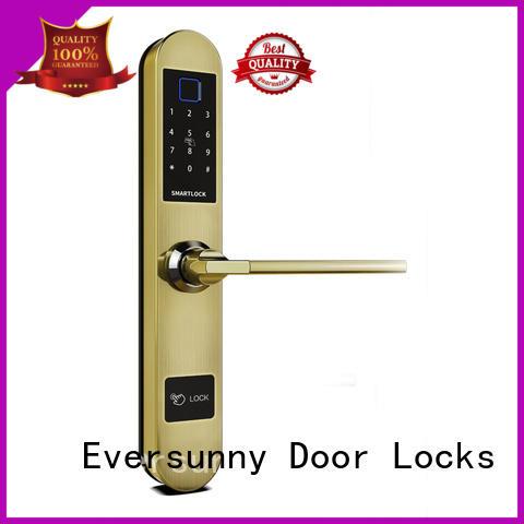 intelligent digital fingerprint lock good quality for villa