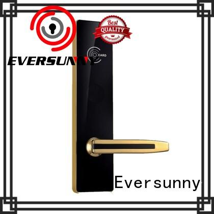 Eversunny hotel room key card system energy-saving for apartment