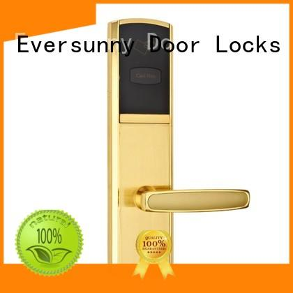 stainless card entry system energy-saving apartment Eversunny