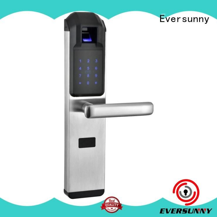 Eversunny security door locks supplier for apartment