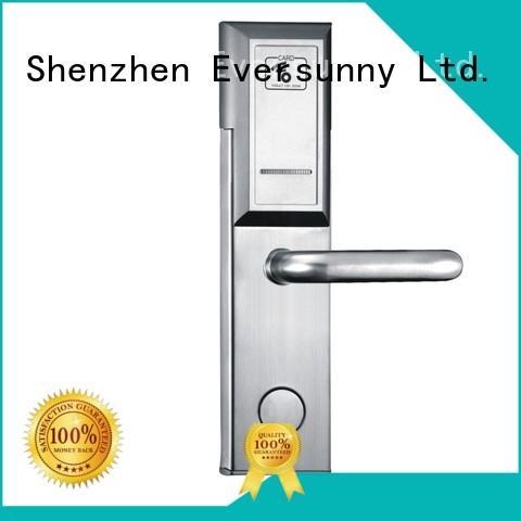 smart card door lock entry international standard for hotel