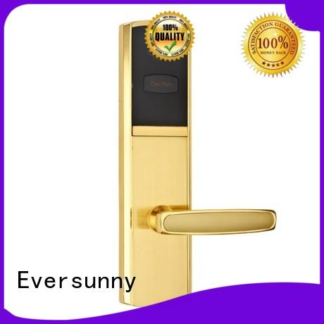 Eversunny reliable card access locks international standard for home
