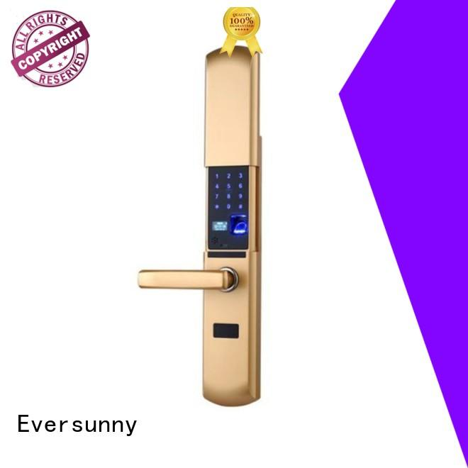Eversunny reliable best keyless locks function for apartment