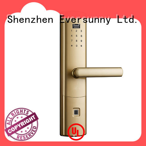 intelligent finger scan door lock locks touch screen for apartment