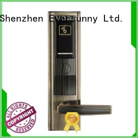 smart key card door lock system hotel smart locks for apartment