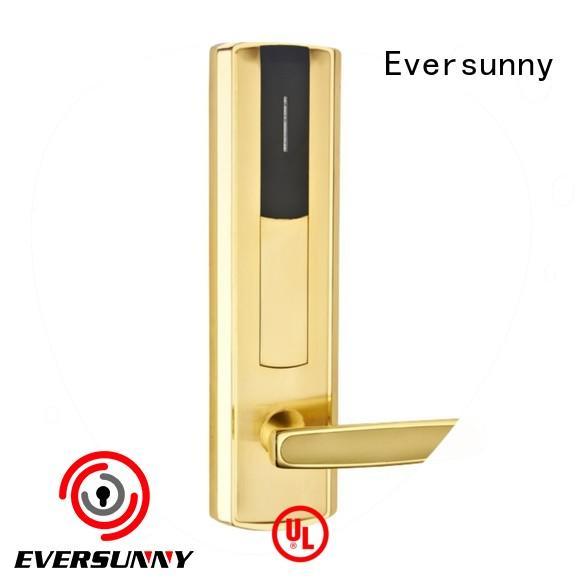 Eversunny practical rfid key cards international standard for hotel