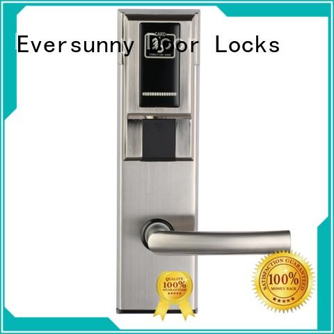 fast card door entry system stainless energy-saving for hotel