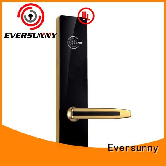 Electronic key card door entry systems with central management control system for apartment