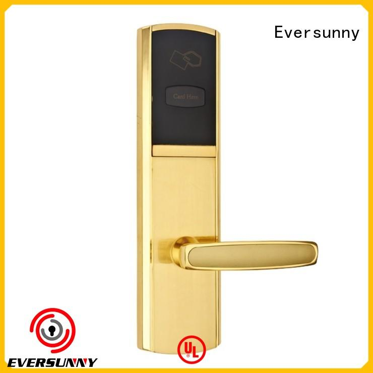 fast swipe card door entry systems with central management control system for home Eversunny