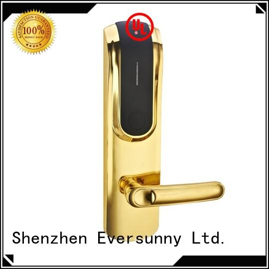 reliable card access locks electronic energy-saving for apartment