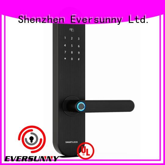 Eversunny fingerprint door lock uk supplier for office